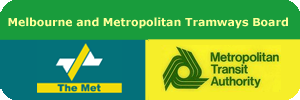 Melbourne and Metropolitan Tramways Board - The MET